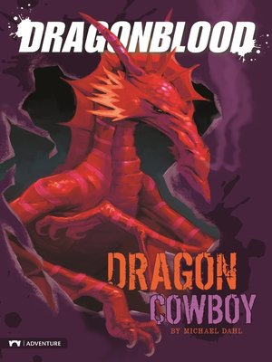 cover image of Dragon Cowboy