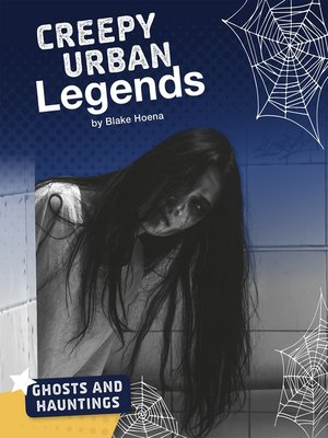 cover image of Creepy Urban Legends
