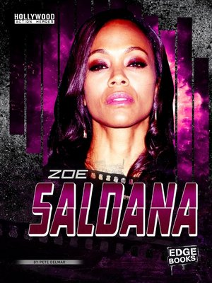 cover image of Zoe Saldana