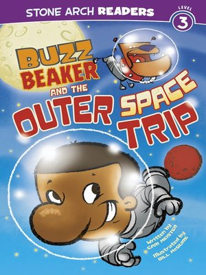 cover image of Buzz Beaker and the Outer Space Trip