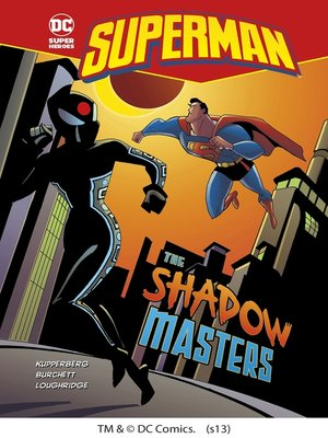cover image of The Shadow Masters