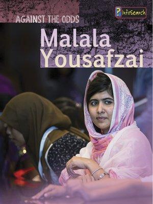 cover image of Malala Yousafzai