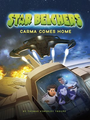 cover image of Carma Comes Home
