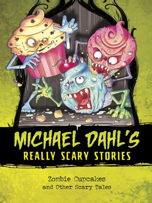cover image of Zombie Cupcakes