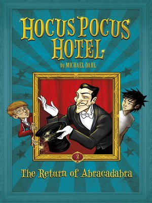 cover image of The Return of Abracadabra