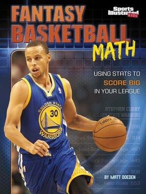 cover image of Fantasy Basketball Math