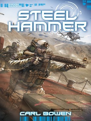 cover image of Steel Hammer