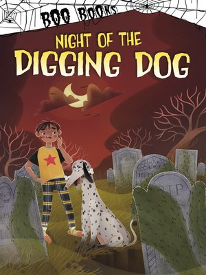 cover image of Night of the Digging Dog