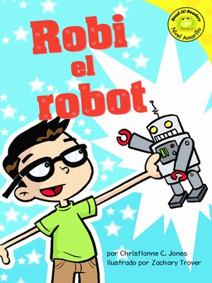 cover image of Robi el robot
