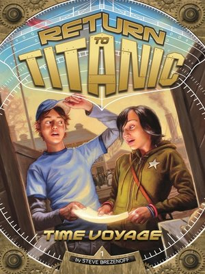 cover image of Time Voyage