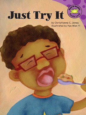 cover image of Just Try It