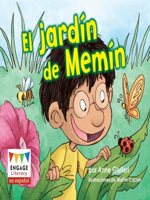cover image of El jardín de Memín