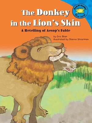 cover image of The Donkey in the Lion's Skin