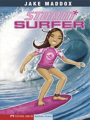 cover image of Storm Surfer