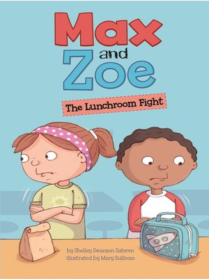 cover image of The Lunchroom Fight
