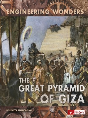 cover image of The Great Pyramid of Giza