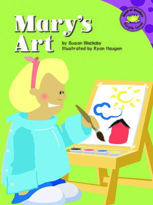 cover image of Mary's Art