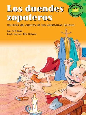 cover image of Los duendes zapateros