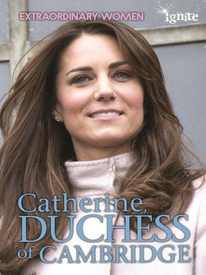 cover image of Catherine, Duchess of Cambridge