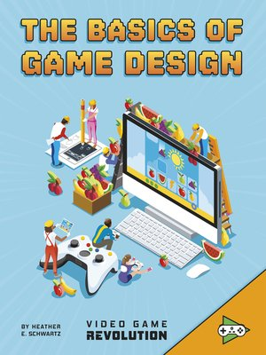 cover image of The Basics of Game Design