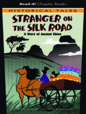 cover image of Stranger on the Silk Road
