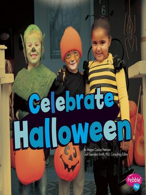 cover image of Celebrate Halloween