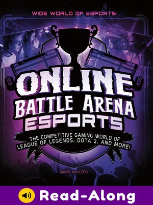 cover image of Online Battle Arena Esports