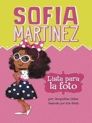cover image of Lista para la foto