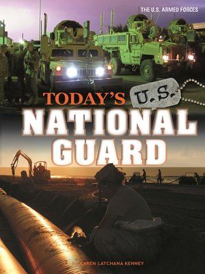 cover image of Today's U.S. National Guard