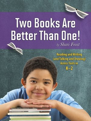cover image of Two Books Are Better Than One!