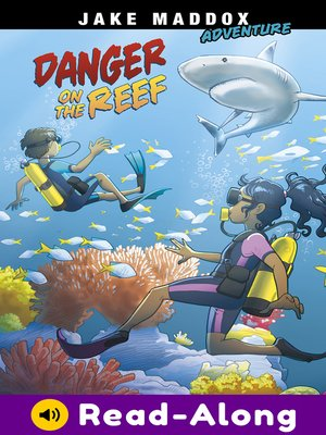 cover image of Danger on the Reef