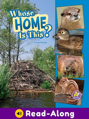 cover image of Whose Home Is This?