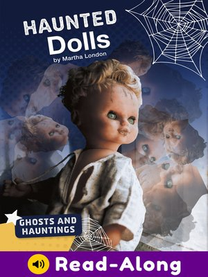 cover image of Haunted Dolls