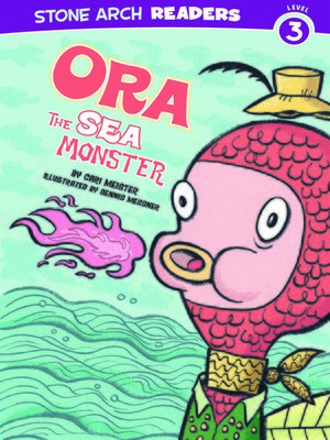 cover image of Ora the Sea Monster