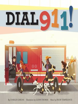 cover image of Dial 911!