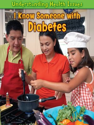cover image of I Know Someone with Diabetes