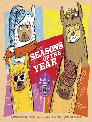 cover image of The Seasons of the Year