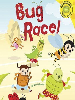 cover image of Bug Race!