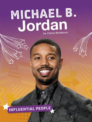 cover image of Michael B. Jordan