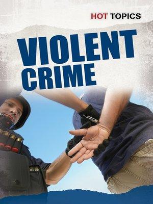 cover image of Violent Crime