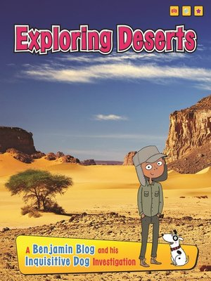 cover image of Exploring Deserts