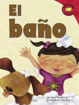 cover image of El baño