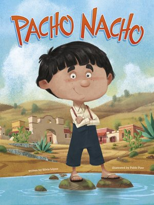 cover image of Pacho Nacho