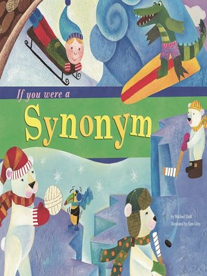 cover image of If You Were a Synonym