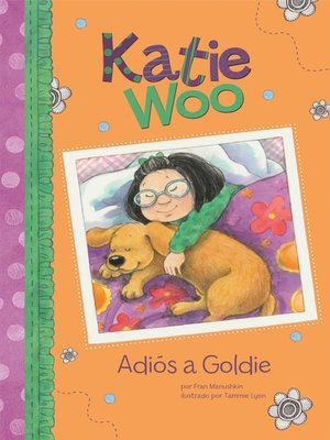 cover image of Adiós a Goldie