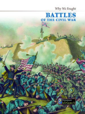 cover image of Battles of the Civil War