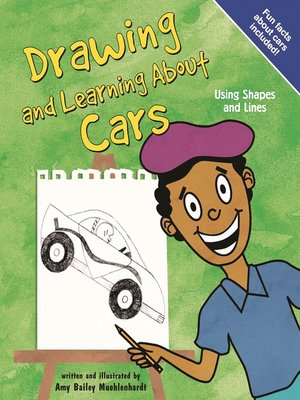 cover image of Drawing and Learning About Cars
