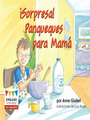 cover image of ¡Sorpresa! Panqueques para Mamá