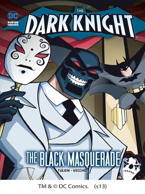 cover image of The Black Masquerade