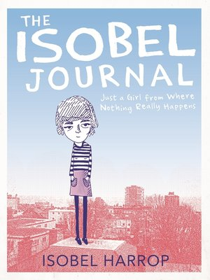 cover image of The Isobel Journal